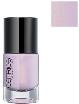 Catrice Cosmetics Ultimate Nail Lacquer Lakier do paznokci 30 Lilactric - 10ml
