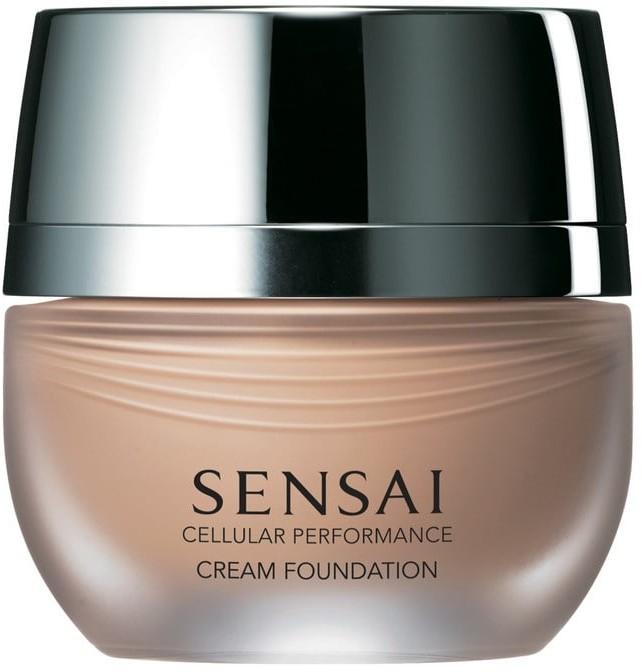 Kanebo Sensai Sensai Cellular Performance Cream Foundation podkład w kremie CF22 Natural Beige 30ml