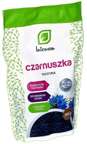 Intenson Czarnuszka nasiona 200 g