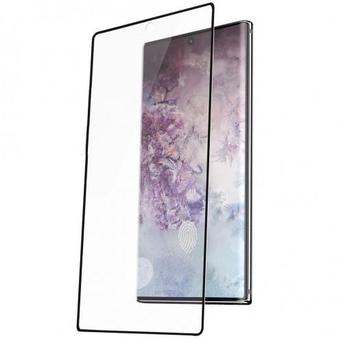 PanzerGlass Szkło do etui Galaxy Note 10+ Plus z sensorem, czarne 5711724072000