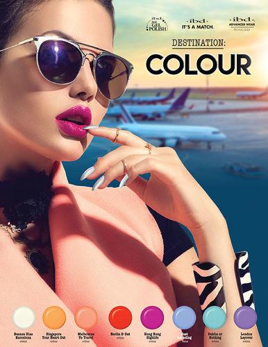 IBD Advanced Wear Pro-Lacquer - Hong Kong Highlife 66574