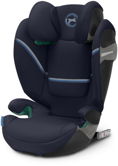 Cybex Solution S I-Fix 15-36 kg Navy Blue