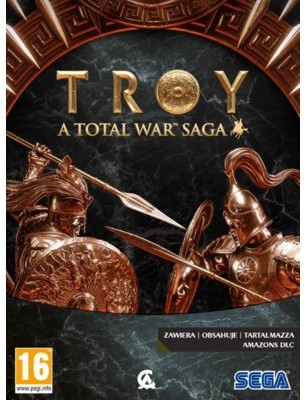 Total War Saga: Troy Limited Edition (GRA PC)