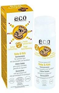 Eco Cosmetics Baby i Kids kremów przeciwsłonecznych lsf45 50 ML 1146