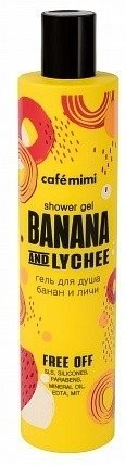 Le Cafe Mimi Mimi Żel pod prysznic Banana&Lychee 300ml 45303-uniw