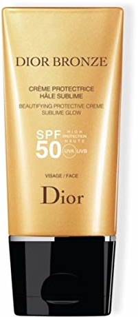 Dior Bronze Beautifyng Protective Creme Sublime Glow spf50-50 ml