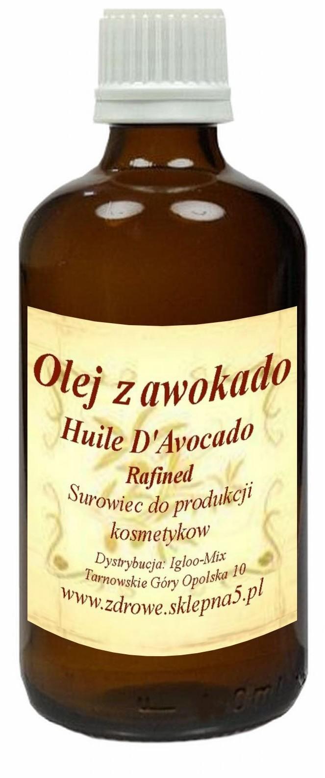 Olej z Awokado 250ml - Avocado