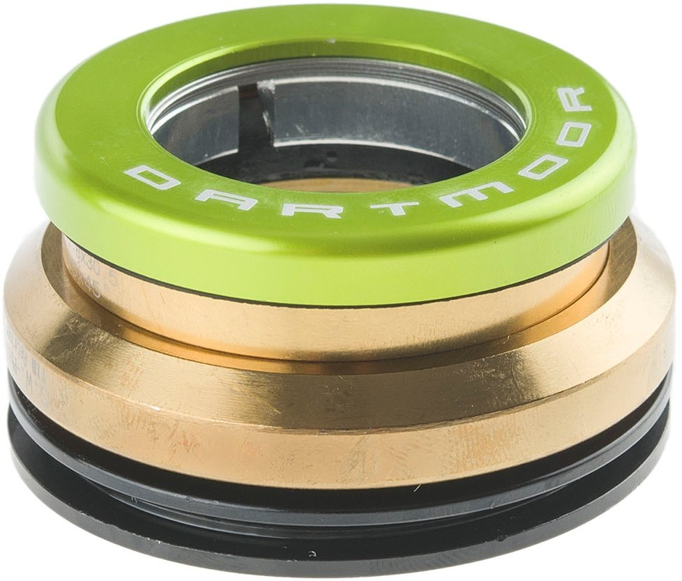 DARTMOOR Stery BLINK zintegrowane tapered łożyska maszynowe zielone (DART-A15982)