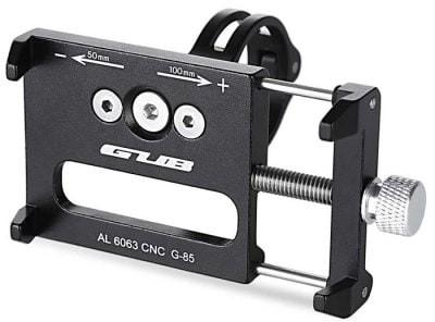 Bicycle GUB G - 85 Aluminum Alloy Handlebar Phone Holder