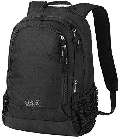 Jack Wolfskin Perfect Day plecak uniseks, czarny, jeden rozmiar 24040