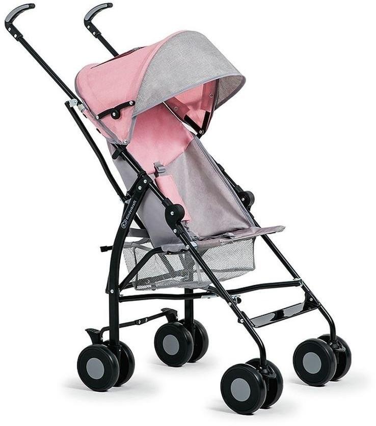 Opinie o KinderKraft Wózek spacerówka parasolka IVY (różowy)
