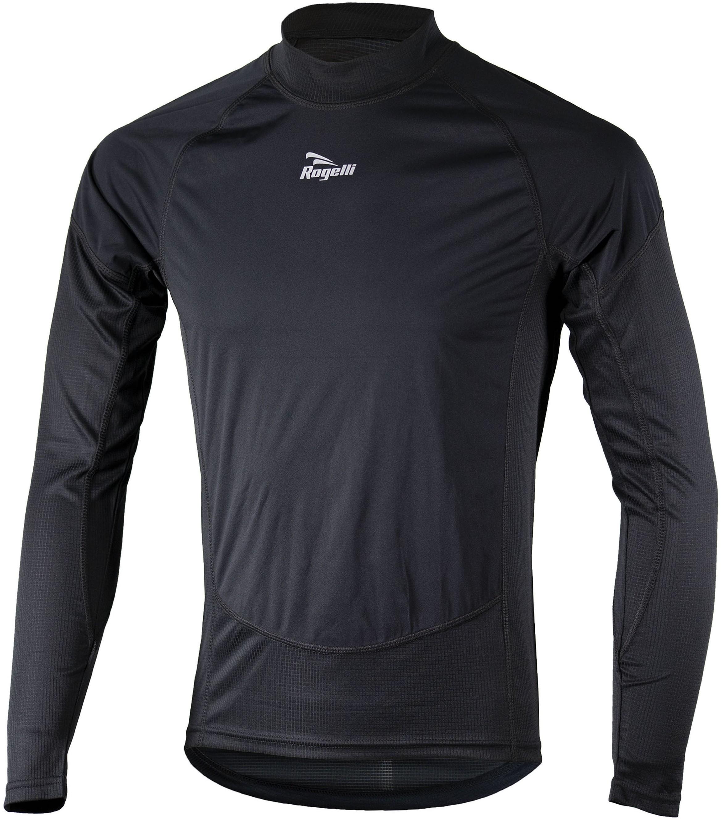 Rogelli bielizna męska koszulka z panelami NO-WIND 070.025