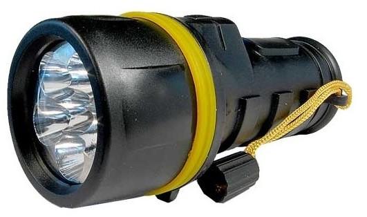 Hadex LED Latarka 6xLED/4xAA