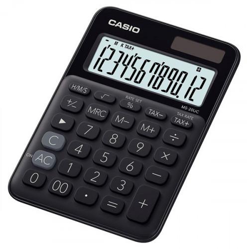 Casio MS-20UC-BK-S Czarny