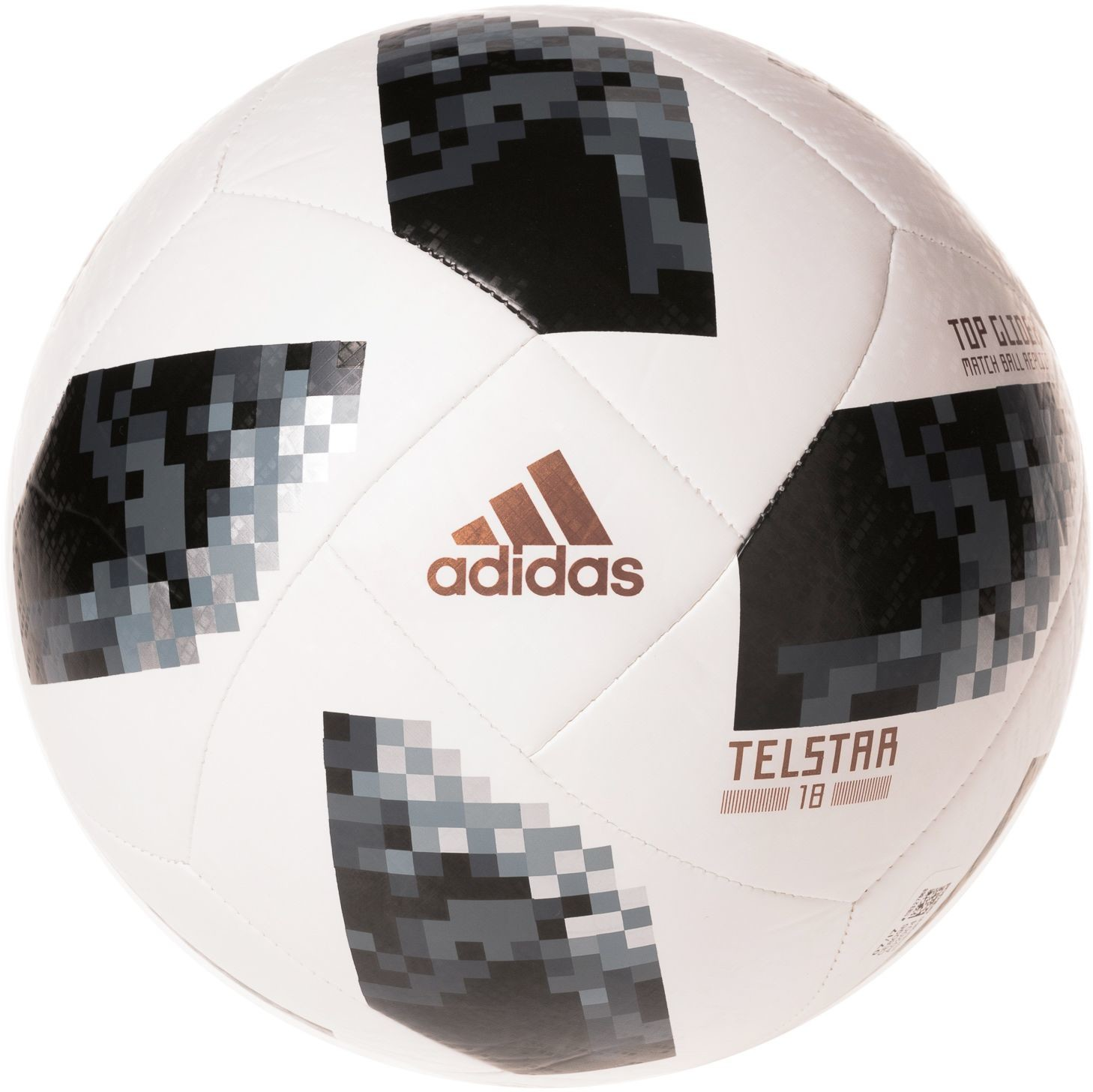 top Adidas PIŁKA NOŻNA TELSTAR WORLD CUP TOP GLIDER CE8096