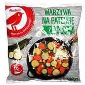 Auchan - Warzywa na patelnię z cukinią