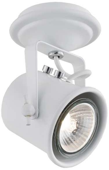 MLAMP Kinkiet LAMPA ścienna ARCEJ 3066  regulowana OPRAWA reflektorek biały MLAMP