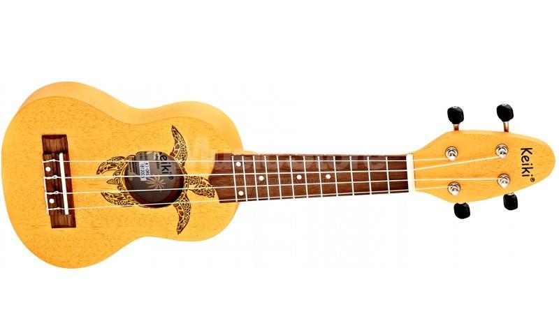 Ortega K1-ORG Keiki ukulele sopranino
