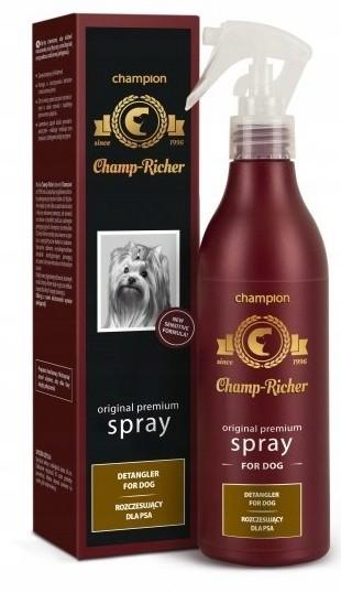 Dr Seidla CHAMP-RICHER spray rozczesujacy dla psa 250ml