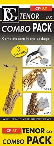 BG Zestaw konserwacyjny do saksofonu tenorowego saksofonu tenorowego CPST