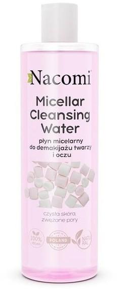 Nacomi Płyn micelarny Zmniejszający Pory 400ml 54952-uniw