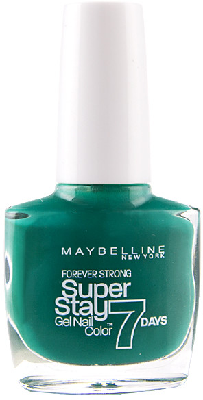 Maybelline SuperStay 7 Days Gel Nail Color Lakier Do Paznokci 605 Greenwich