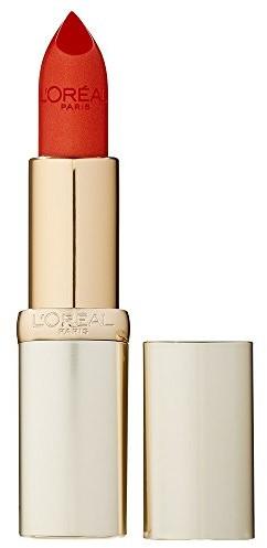 PARIS L'Oréal Color Riche szminka do ust, 373 Magnetic Coral - kredka do ust o szlachetnej, kremowej strukturze i pigmentacji, niezwykle bogata w składniki i pielęgnująca, 1 szt. A17007