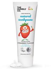 Humble Humble naturalna pasta do zębów z fluorem dla dzieci 0-6 lat smak truskawki 75ml HM3369