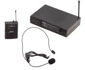 Soundsation WF-U11PD system bezprzewodowy UHF nagłowny pojedynczy