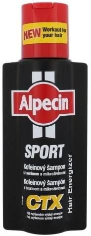 Alpecin Sport Coffein Shampoo CTX 250ml M Szampon do włosów 67988