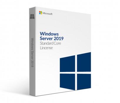 Microsoft Windows Server 2019 Standard 64bit 16 Core  PL (P73-07795)