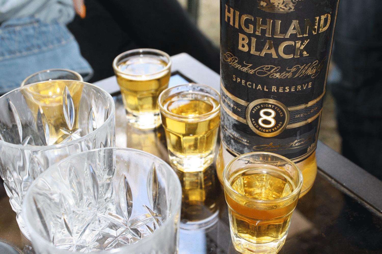 Degustacja whisky dla dwojga