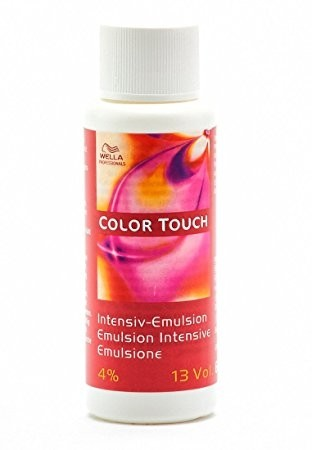 Wella Professionals PROFESSIONALS COLOR TOUCH Emulsja Utleniająca 4% 60ml 0000047868