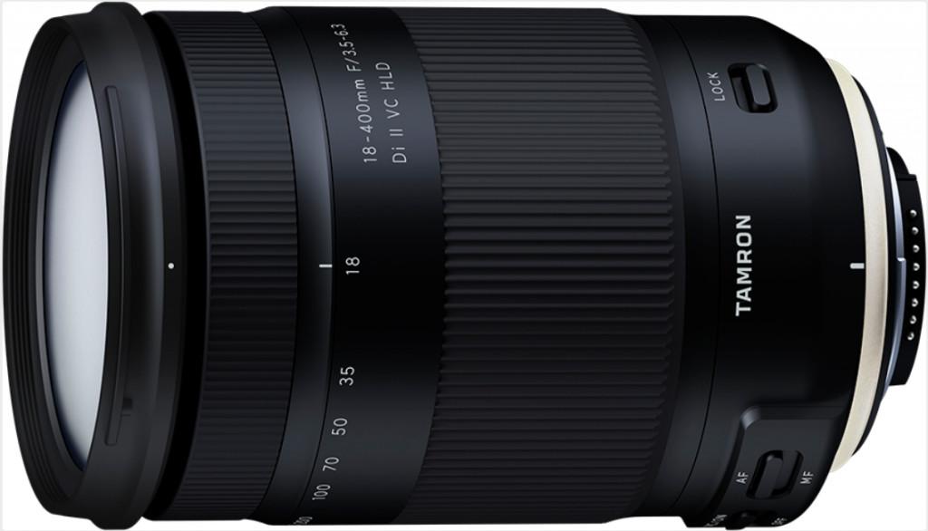 Tamron 18-400 mm f/3.5-6.3 Di II VC HLD Nikon (B028N)