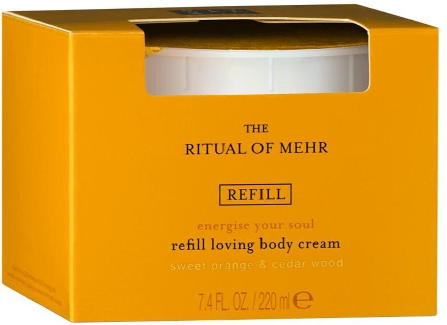 Rituals Mehr The Ritual of Mehr Body Cream krem do ciała opakowanie uzupełniające 220 ml