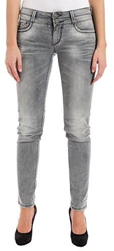 3bc09811e Timezone Spodnie jeansowe dla kobiet, kolor: szary, rozmiar: W28/L34 (