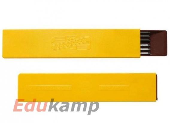 Koh-I-Nor Grafity 2.0mm 6B czeskie (4190) GR29KH