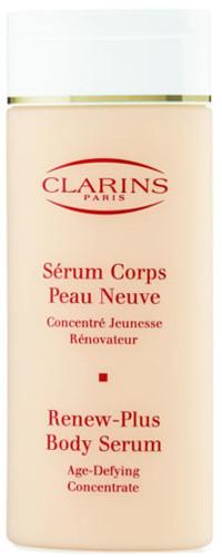 Clarins Serum młodej skóry korpusu Renew plus ciała 200 ml surowicy)