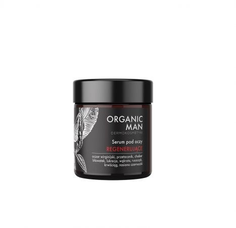 Organic Life Serum pod oczy regenerujące Organic Man