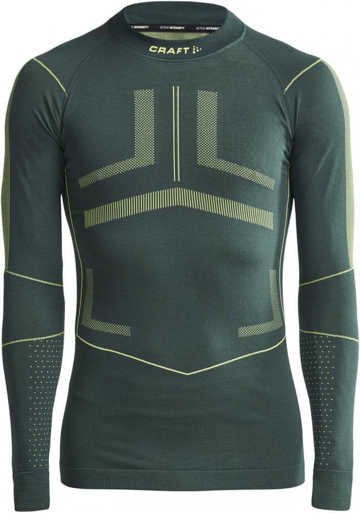Craft koszulka męska Active Intensity Ls Tm zielona XL