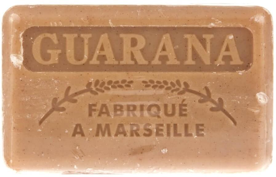Foufour Mydło marsylskie Guarana z masłem shea 125 g -