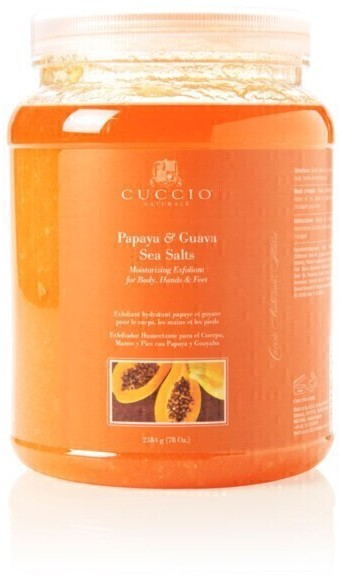 Cuccio Sól morska Papaya&Guava 2184ml U3238
