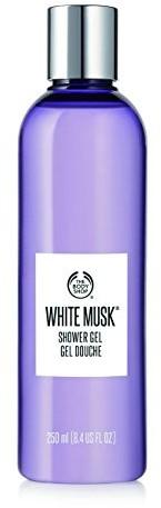 The Body Shop White Musk żel pod prysznic unisex, White Musk żel pod prysznic 250ML, 1er Pack (1X 250ML) KBH5206