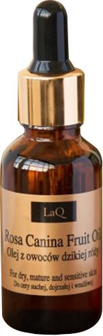 Laq Laq Olej Z Owocow Dzikiej Rozy Kosmetyki Naturalne 30 ML