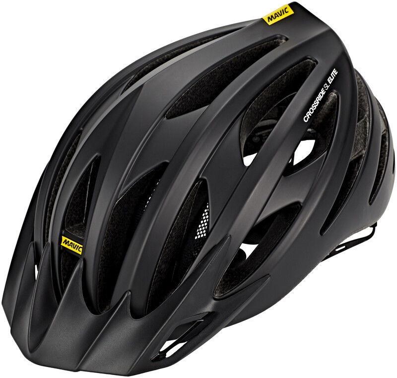 MAVIC Crossride SL Elite Kask rowerowy Mężczyźni, black/white S 51-56cm 2020 Kaski miejskie i trekkingowe L38188900-black-S