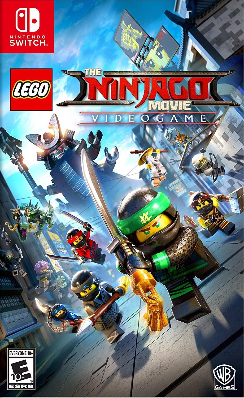 Opinie o LEGO Ninjago Movie NSWITCH