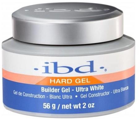IBD Builder Ultra White 56g - Żel budujący biały