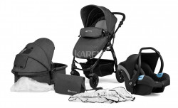 KinderKraft Moov 3w1 Black