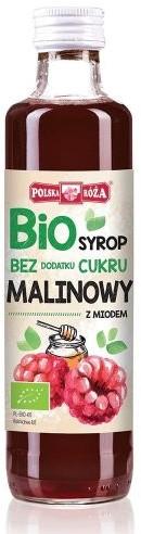 Polska Róża Syrop różany B/C BIO 250 ml