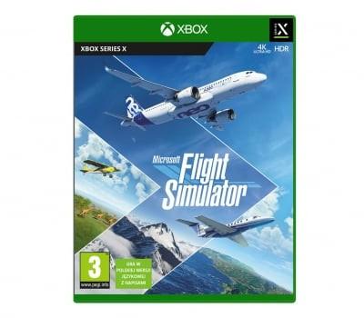 Microsoft Flight Simulator (GRA XBOX SERIES X)